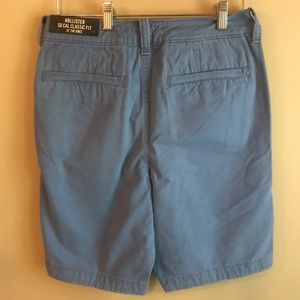NWT Hollister SoCal Classic fit shorts